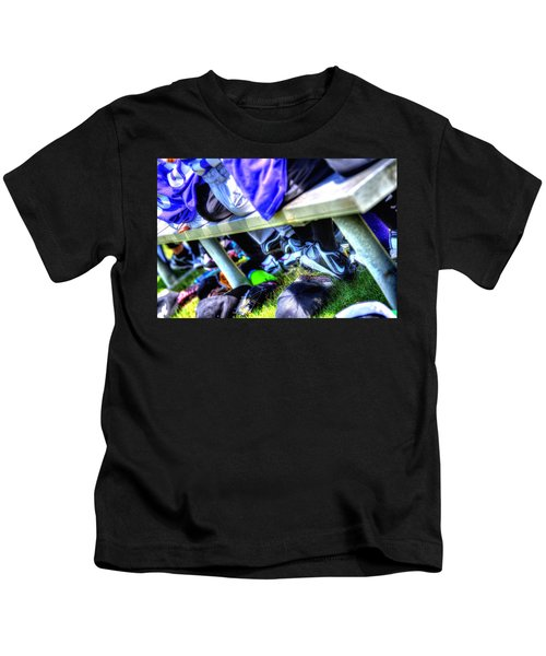On The Bench 1619 Kids T-Shirt