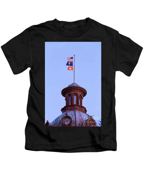 On The Dome-5 Kids T-Shirt