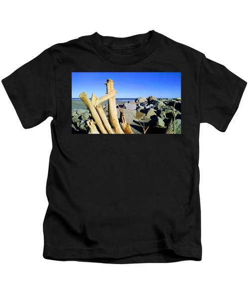On The Rocks Kids T-Shirt