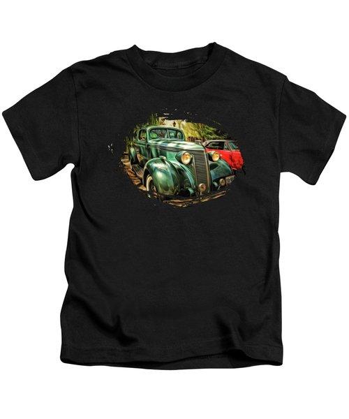 One Cool 1937 Studebaker Sedan Kids T-Shirt