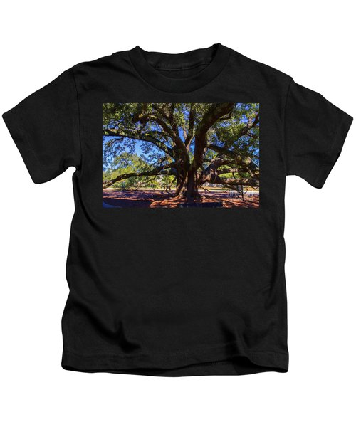 One Friendship Tree Kids T-Shirt