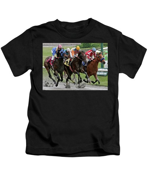 One Hoof Down Kids T-Shirt