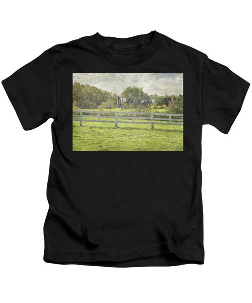 Open Air Clothes Dryer Kids T-Shirt