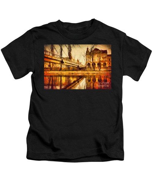Oradea Chris River Kids T-Shirt