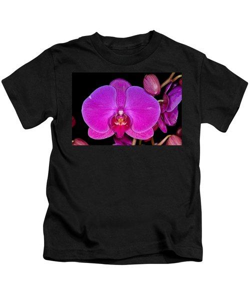 Orchid 424 Kids T-Shirt