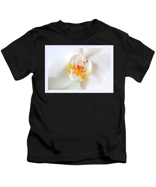Orchid Detail Kids T-Shirt