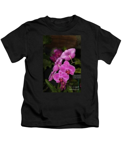 Orchids Alicia Kids T-Shirt