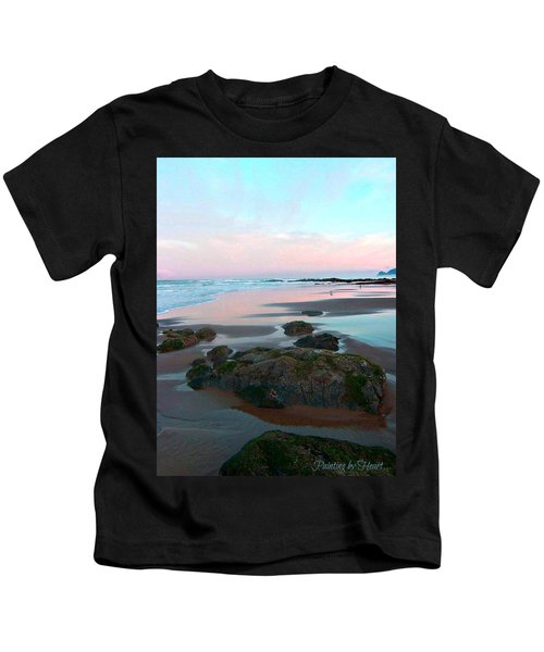 Oregon Coast 2 Kids T-Shirt