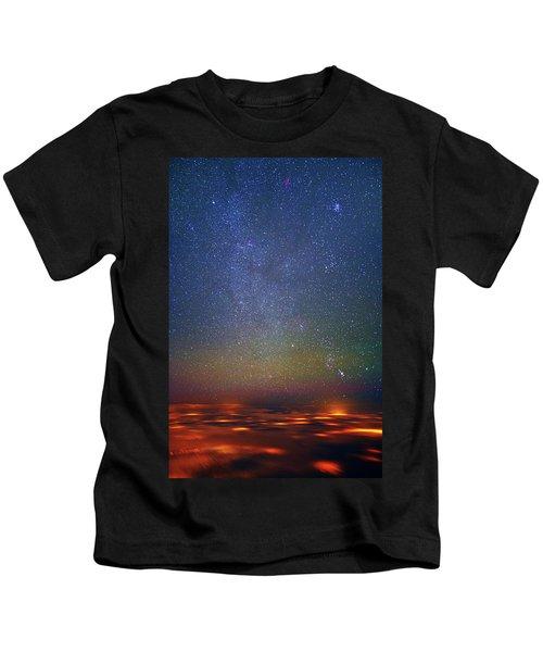 Orion Rising Kids T-Shirt