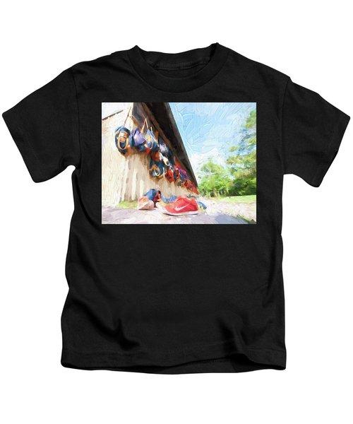 Orlando Area Rowing Society Kids T-Shirt