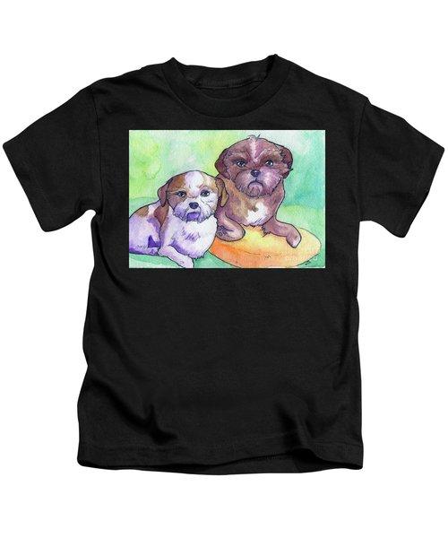 Oscar And Max Kids T-Shirt