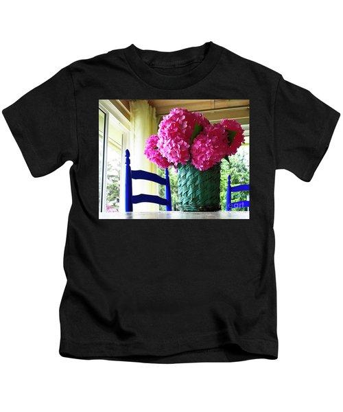 Otisco Morning Kids T-Shirt