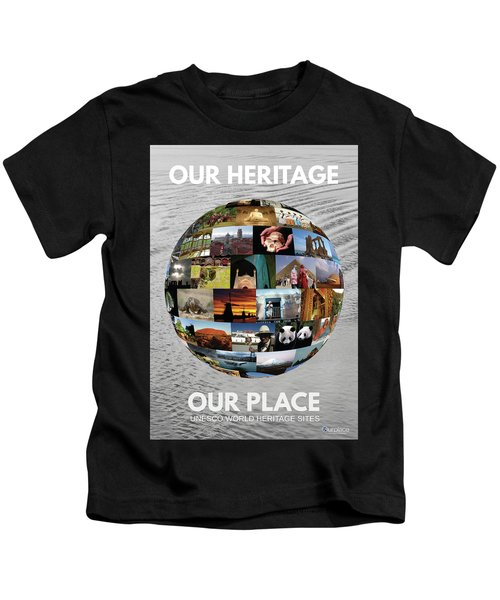 Our Heritage Our Place Kids T-Shirt