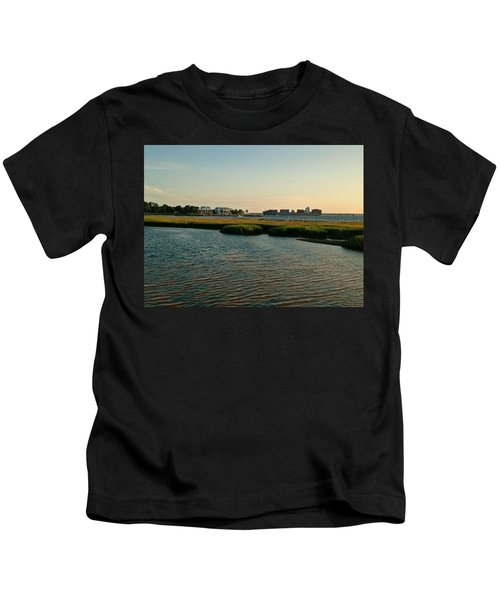 Out To Sea Kids T-Shirt
