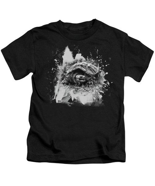 Outa My Way Kids T-Shirt by Susan Capuano