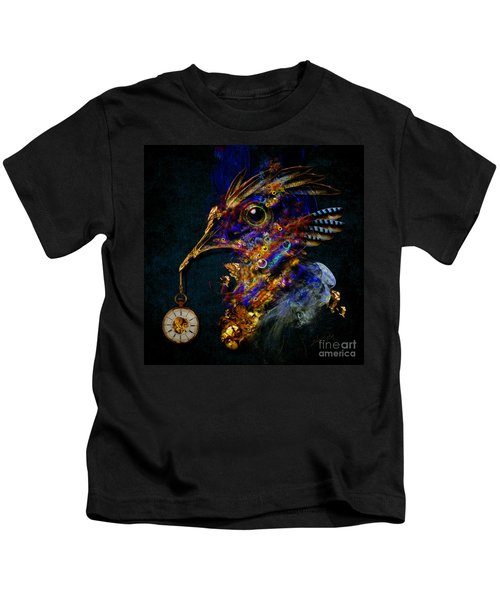 Outside Of Time Kids T-Shirt