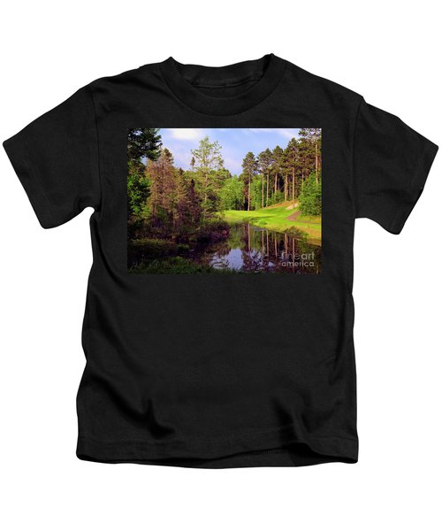 Over The Pond Kids T-Shirt