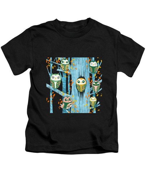 Overnight Owl Conference Kids T-Shirt