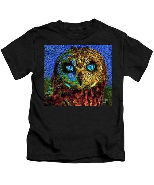 Owl Kids T-Shirt