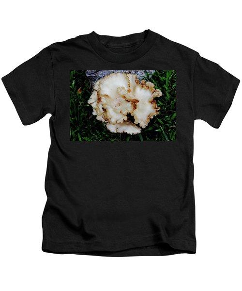 Oyster Mushroom Kids T-Shirt