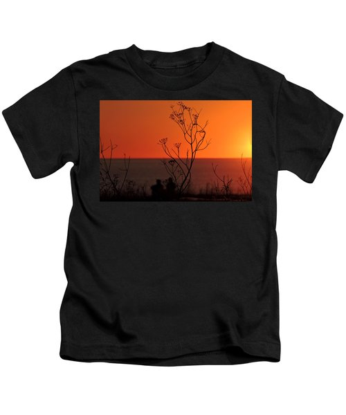 Pacific Sunset Kids T-Shirt