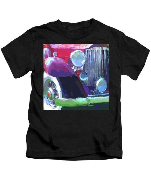 Packard Close Up Pop Kids T-Shirt