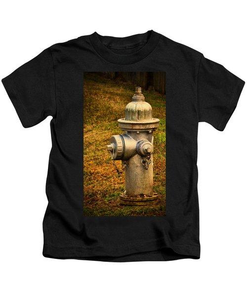Painted Fireplug Kids T-Shirt