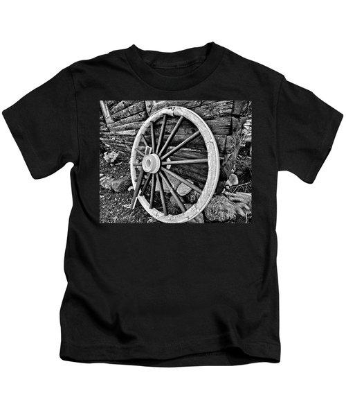 Painted Wagon Kids T-Shirt