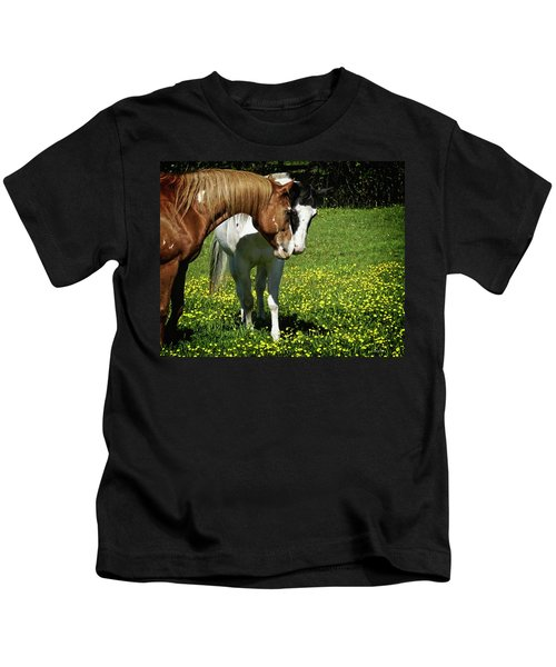 Paints And Buttercups Kids T-Shirt