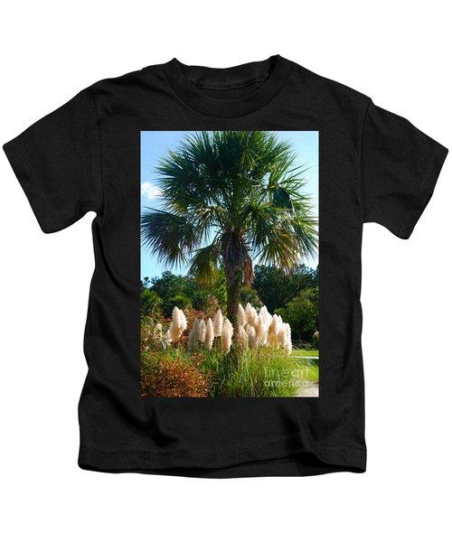 Palmetto Tree  Kids T-Shirt