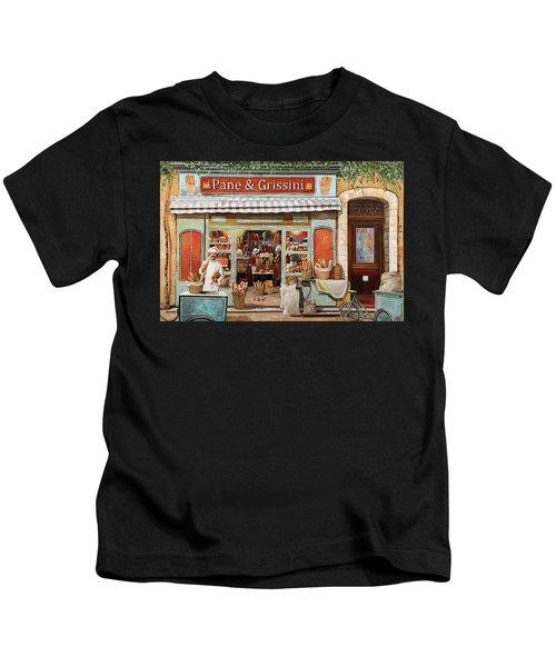 Pane E Grissini Kids T-Shirt