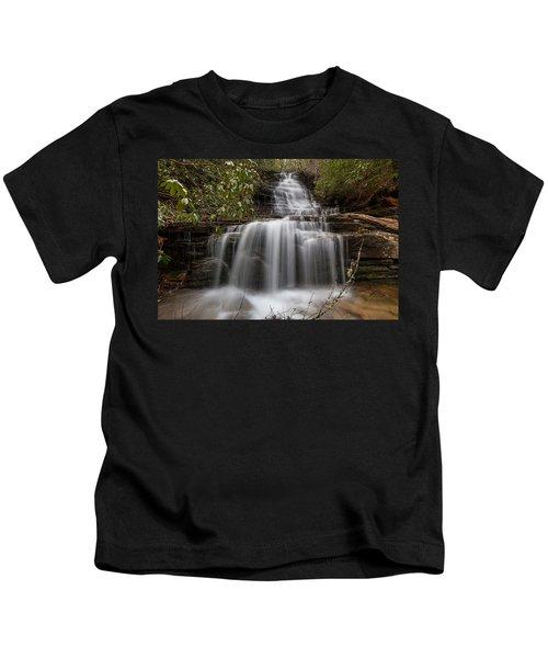 Panther Falls Kids T-Shirt