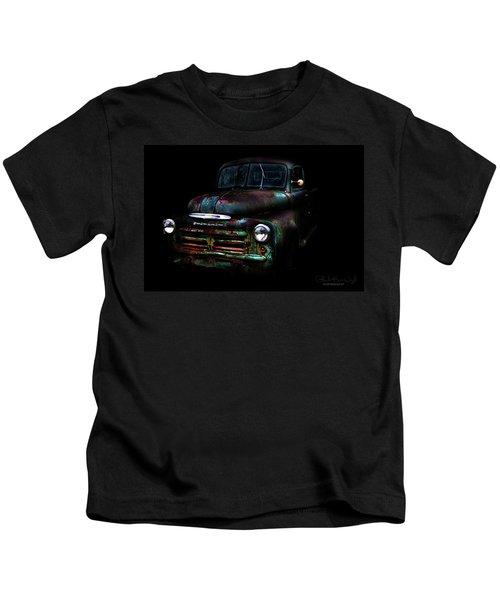 Old Farm Faithful Kids T-Shirt