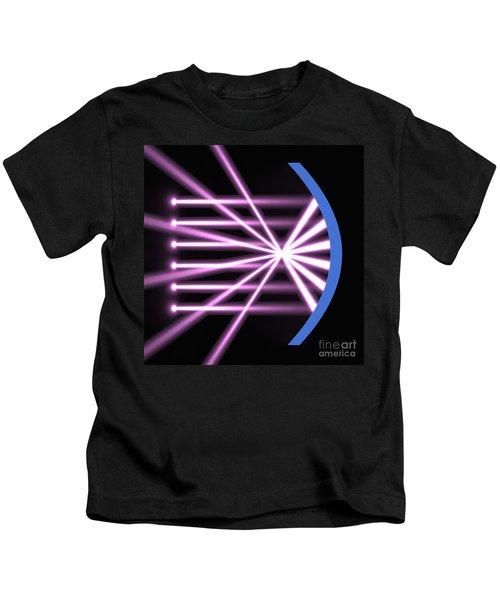 Parabolic Reflector 2 Kids T-Shirt