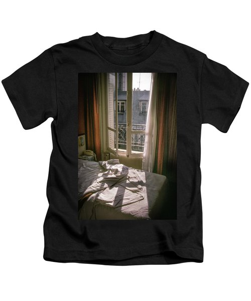 Paris Morning Kids T-Shirt