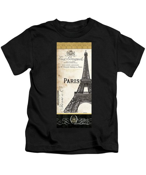 Paris, Ooh La La 1 Kids T-Shirt
