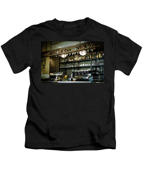 Parisian Espresso Kids T-Shirt