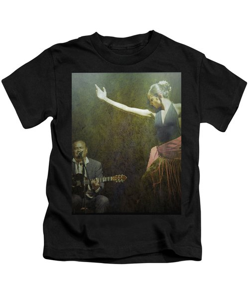 Passion Of The Dance Kids T-Shirt