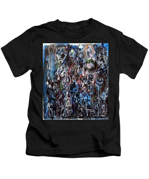 Past Life Trauma Kids T-Shirt
