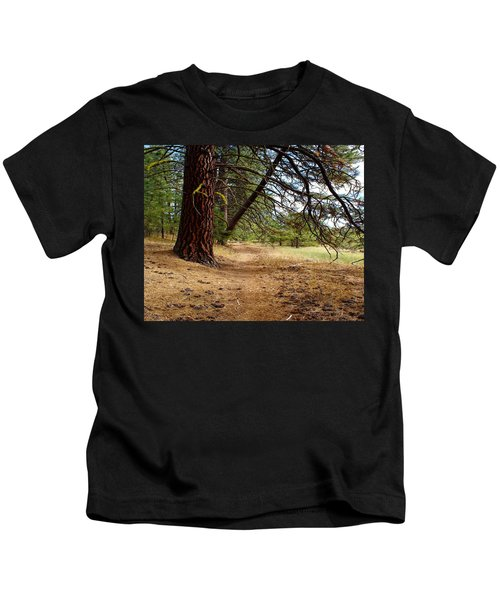 Path To Enlightenment 1 Kids T-Shirt