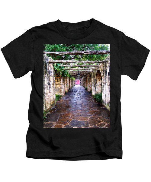 Path To The Alamo Kids T-Shirt