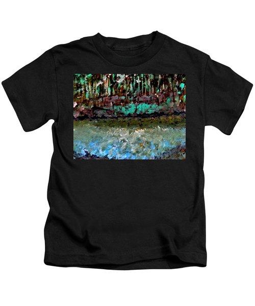 Pathless Woods Kids T-Shirt