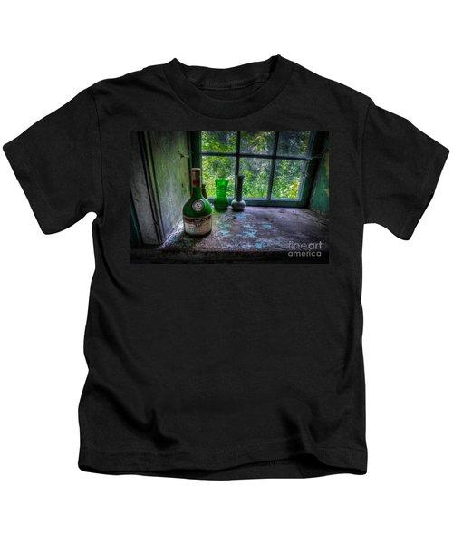 Patina In Green Kids T-Shirt