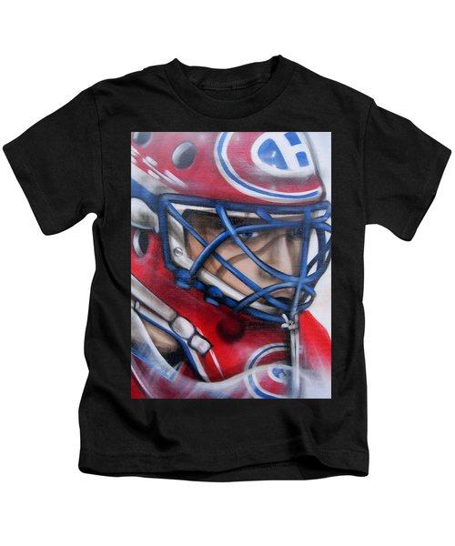 Patrick Roy ... Kids T-Shirt