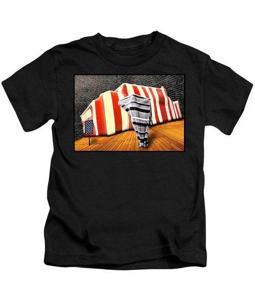 Patriot Sack Kids T-Shirt