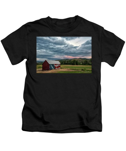 Patriotic Kids T-Shirt