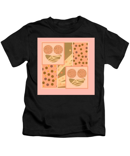 Patterns Of Finding Solace 300 Kids T-Shirt
