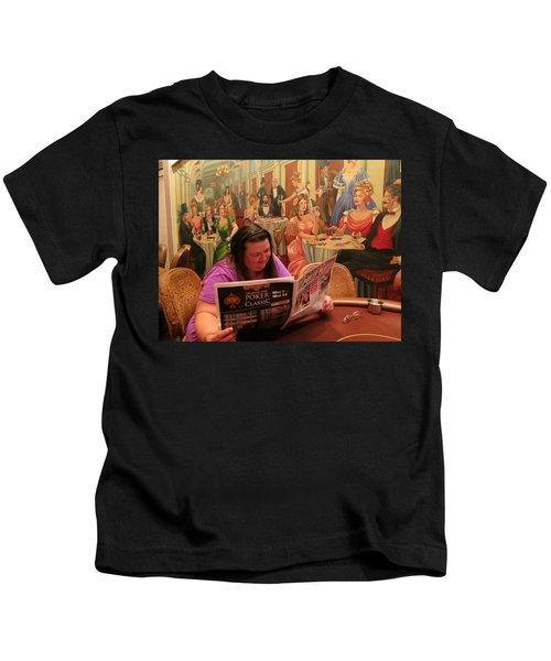 Pattie Poker Kids T-Shirt