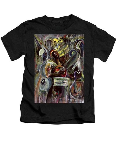 Pearl Jam Kids T-Shirt by Ikahl Beckford