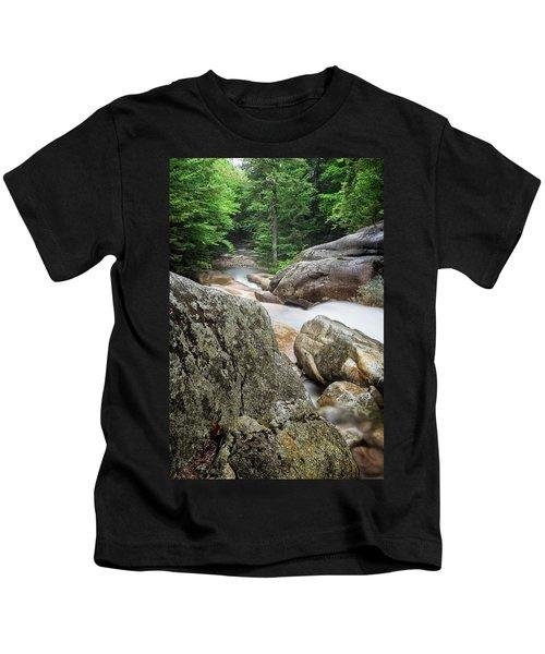 Pemi Above Basin Kids T-Shirt